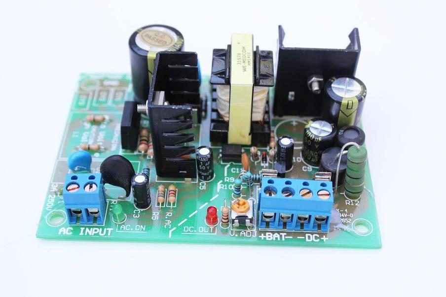 Fuente Switching AC/DC 40W Salida 24VDC