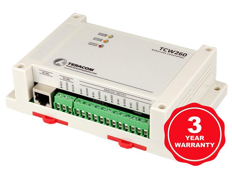 Módulo de monitoreo de energía TCW260